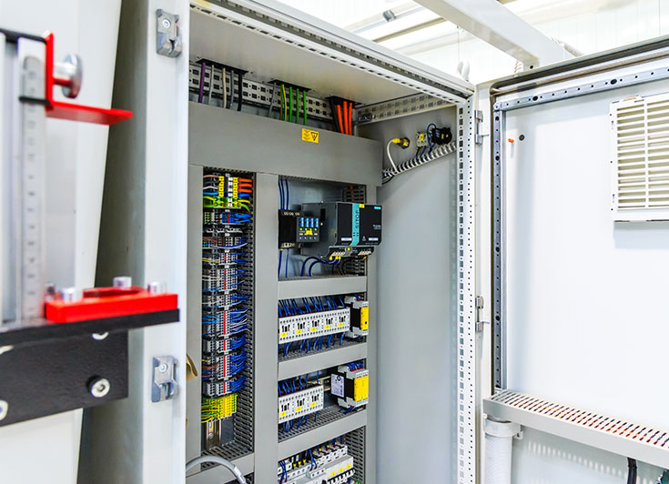 electrical contractors in Grand Prairie, TX